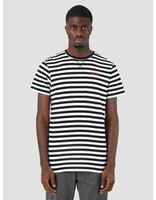 Ceizer Ceizer Evol Striped T-Shirt Black White 2904242