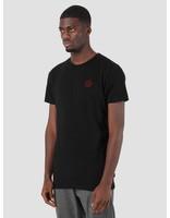 Ceizer Ceizer Seks Embroidery T-Shirt Black