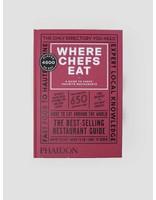 Books Books Phaidon Where Chefs Eat