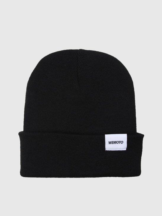 Wemoto North Beanie Black 123.821-100