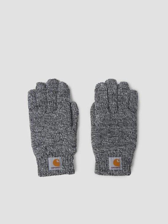 Carhartt Scott Gloves Black wax I015530-8993