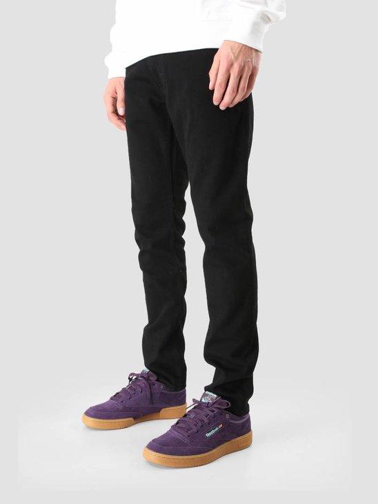 RVLT Abel Slim Tapered Jeans Black 5080
