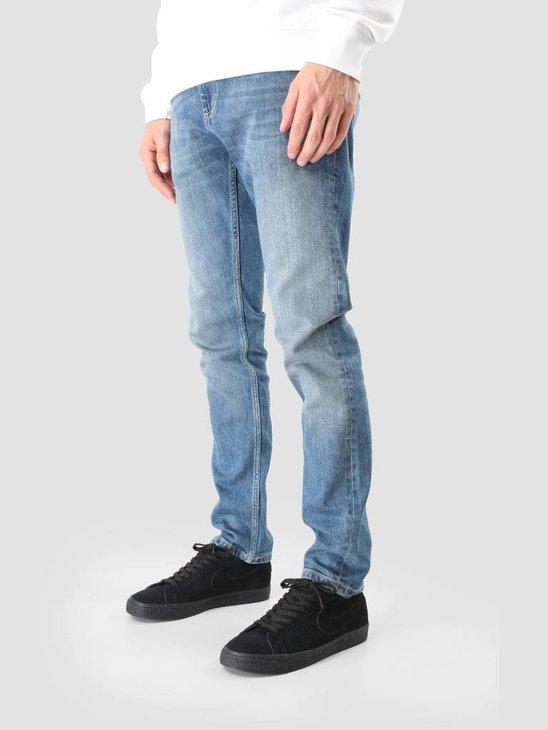 RVLT Abel Slim Tapered Jeans Blue 5031