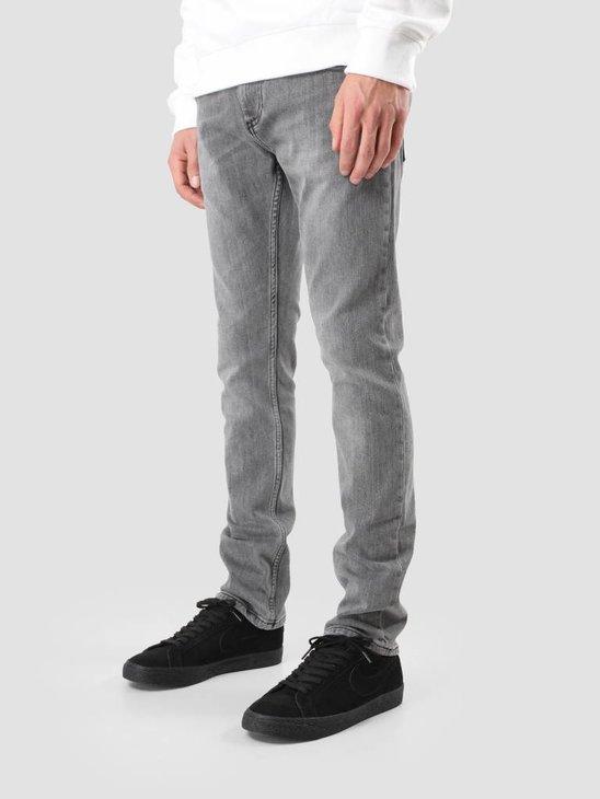 RVLT Used Jeans Slim Black 5177