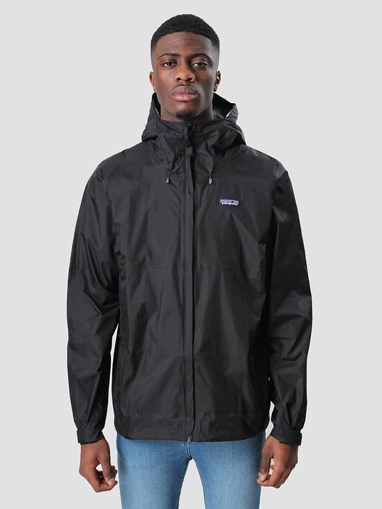 Patagonia Torrentshell Jacket Black 83802