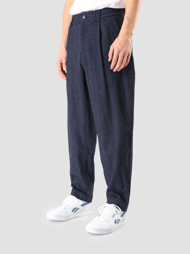 Libertine Libertine Libertine Libertine Helterskelter Trousers Navy 1562