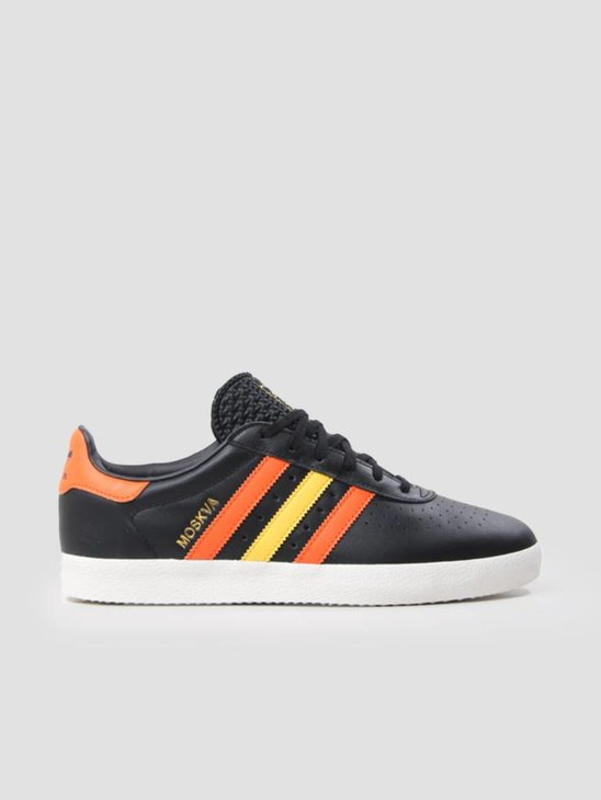 adidas Adidas 350 Core Black Orange Eqtyel CQ2777