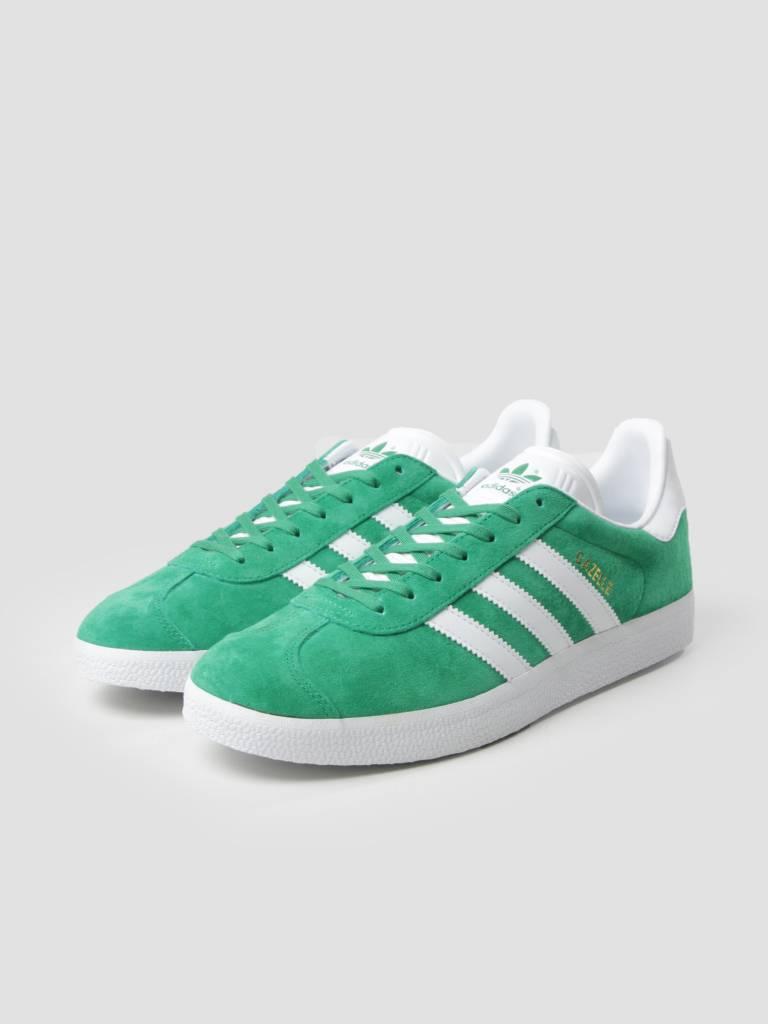 adidas adidas Gazelle Green White Gold Metallic BB5477