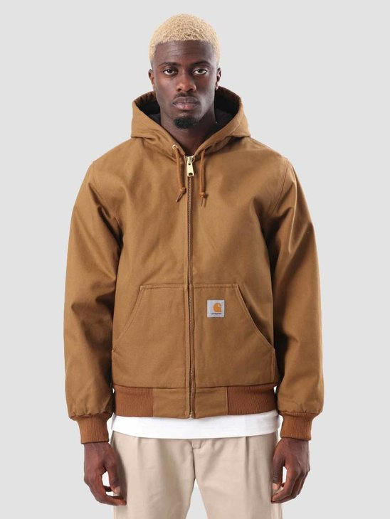 Carhartt WIP Active Jacket Hamilton Brown I023083-HZ00