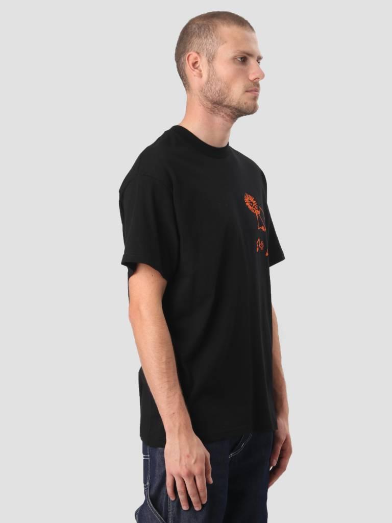 Carhartt Carhartt T-Shirt TROJAN King Of Sound  Trojan Black