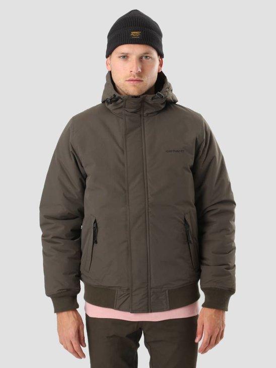 Carhartt Kodiak Shirt Cypress Black I021861
