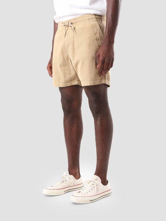 Foret Rove Shorts Khaki F083