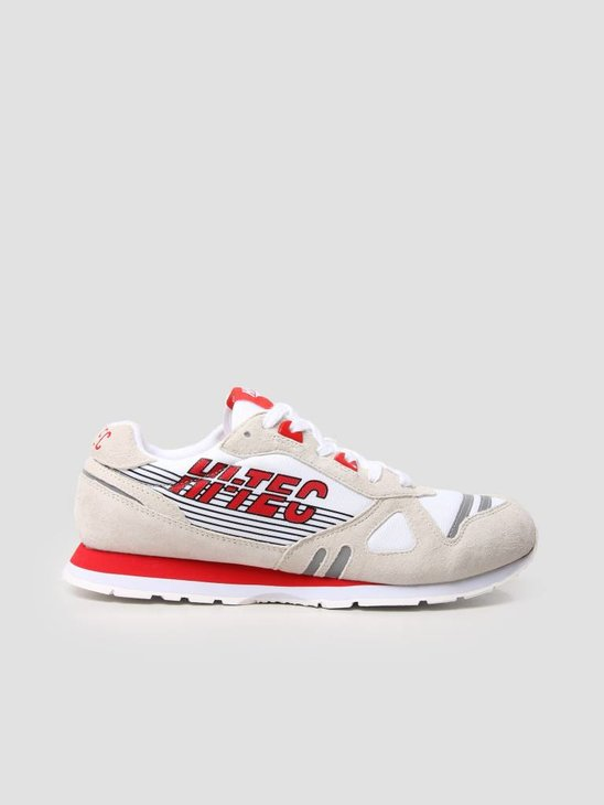 Hi-Tec HTS Neon Shadow White Red 6781-012