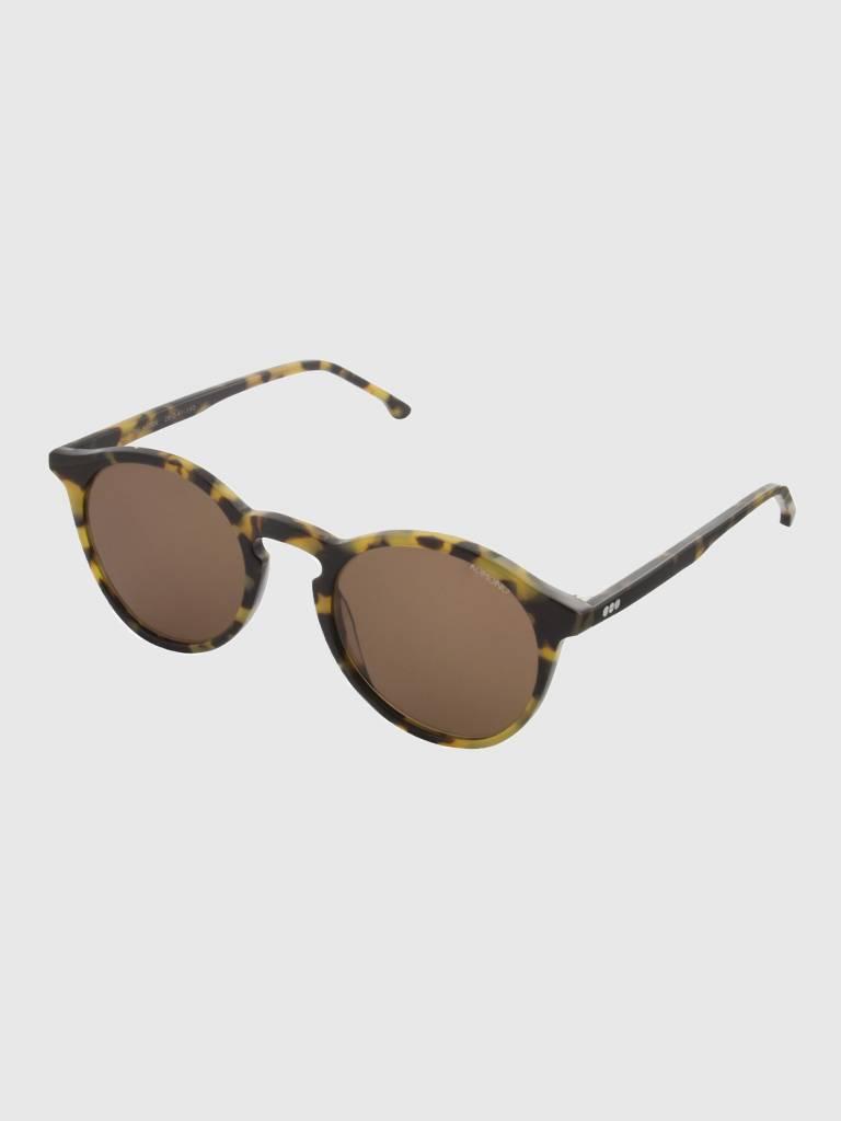 Komono Komono Aston Acetate Sunglasses Tortoise Demi Kom-S2407