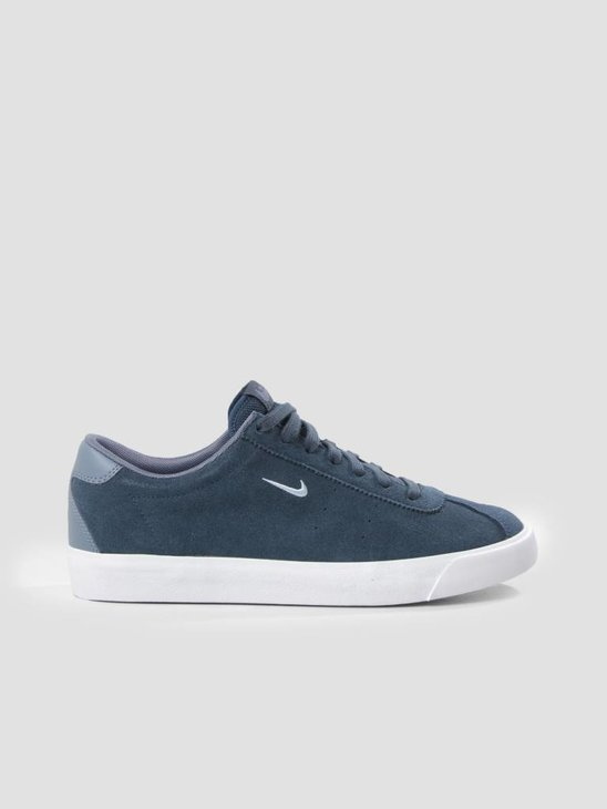 Nike Match Classic Suede Armory Navy Lt Armory Blue Armory Blue 844611-404