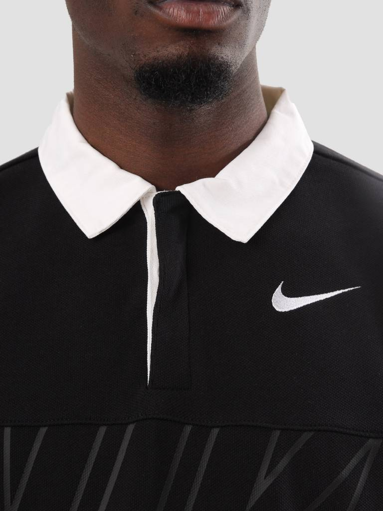 Nike Nike SB Dry Polo Black White 885847-010