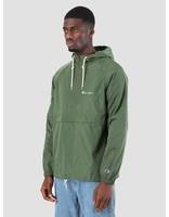Champion Champion Hooded Jacket Dark Green BAF GS536 212615
