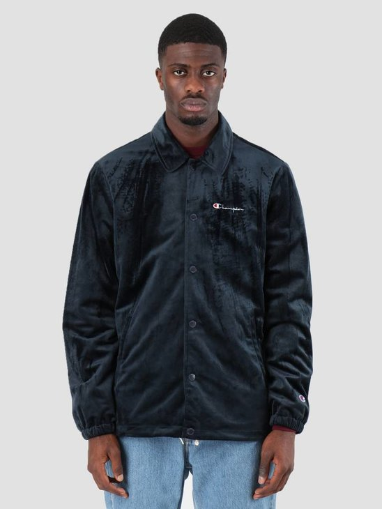 Champion Coach Jacket Dark Navy NNY BS501 212591