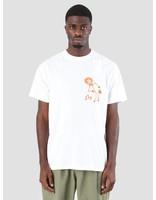 Carhartt Carhartt T-Shirt TROJAN King Of Sound  Trojan White