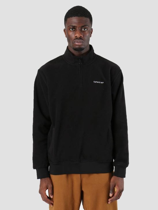 Carhartt Ailey Sweat Black White I025474-8990