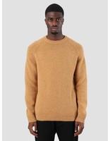 Carhartt Carhartt Anglistic Sweater Fawn Heather I010977-89900