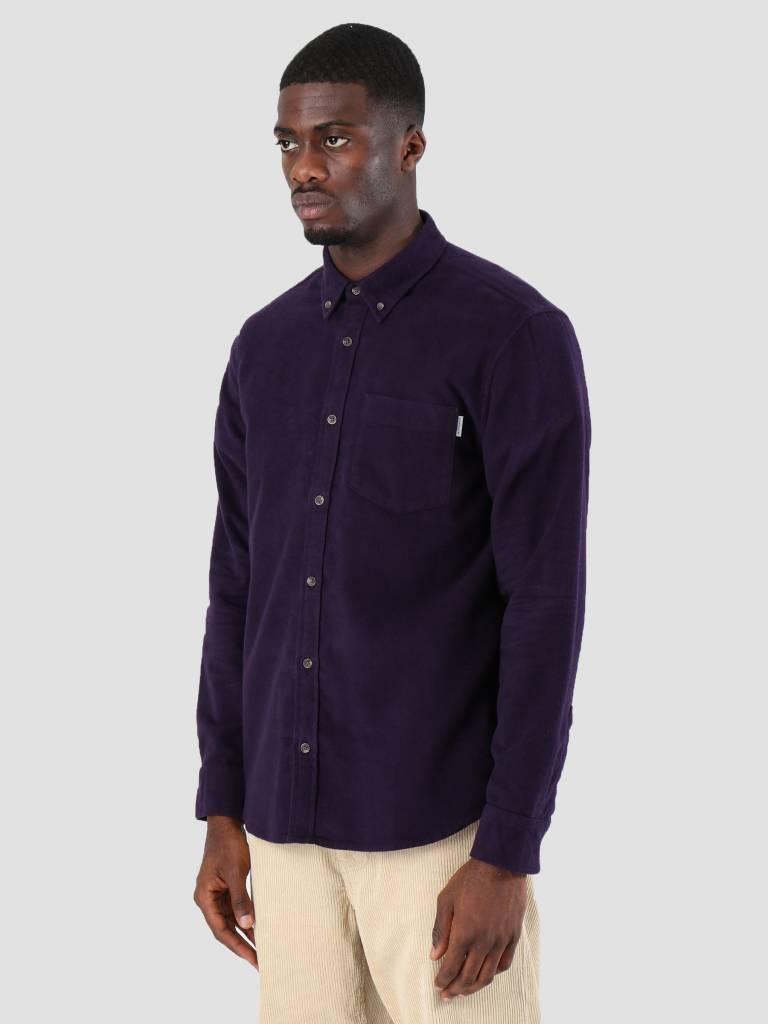 Carhartt WIP Carhartt WIP Garvin Shirt Lakers I025235-88900