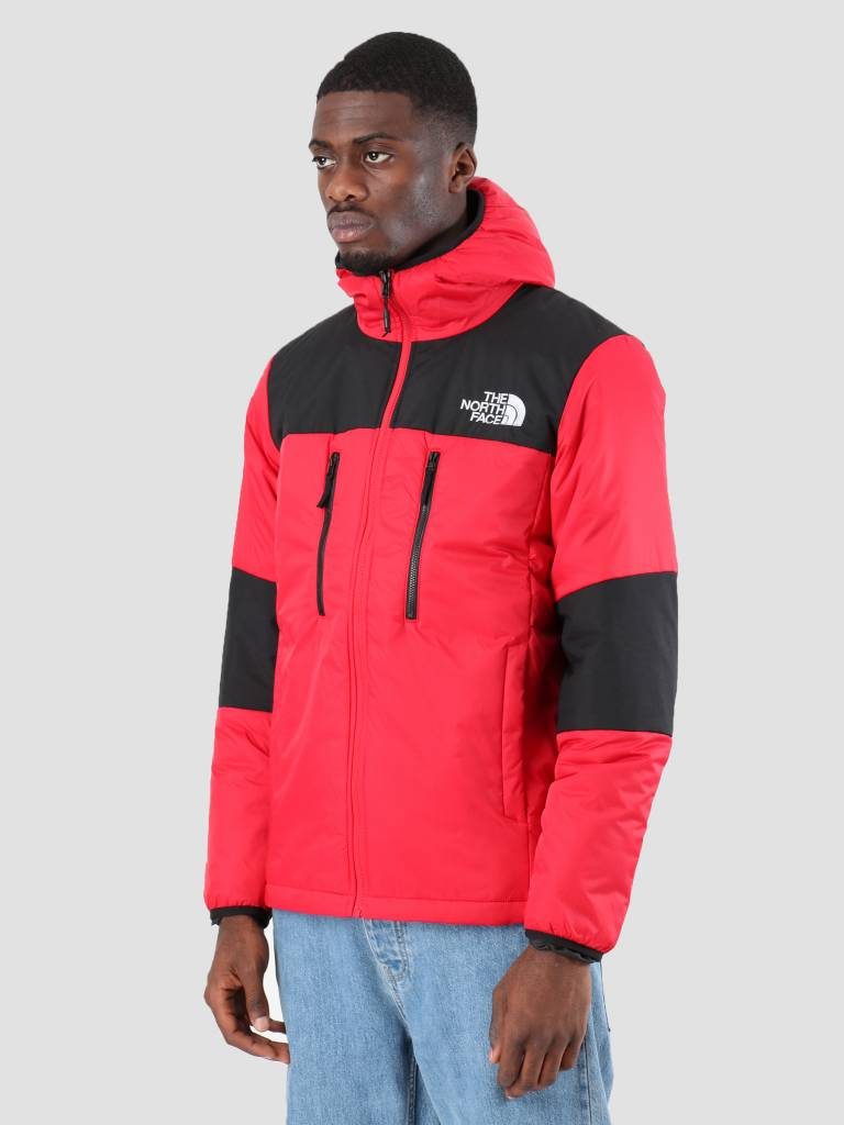 The North Face The North Face Him Ligt Synt Hood TNF Red TNF Black