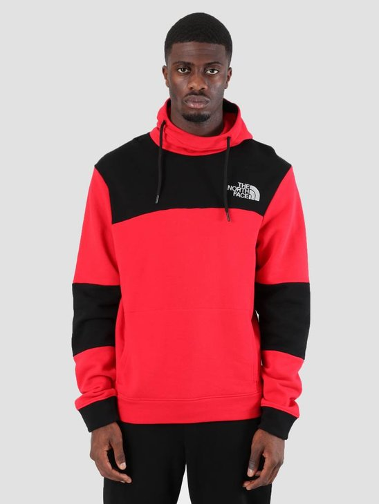 The North Face Himalayan Hoodie TNF Red