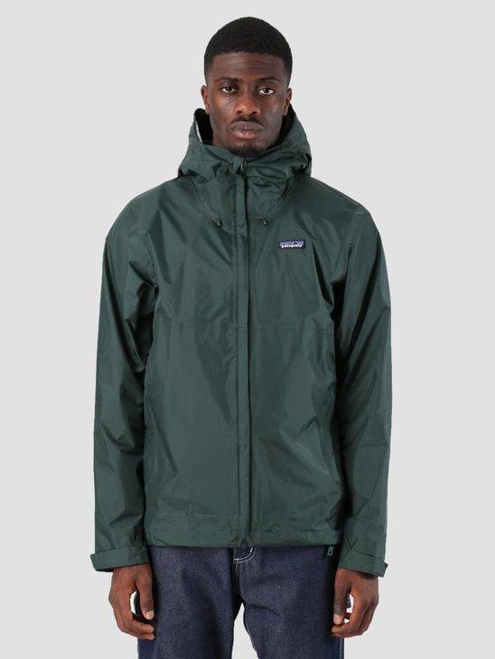Patagonia Torrentshell Jacket Micro Green 83802