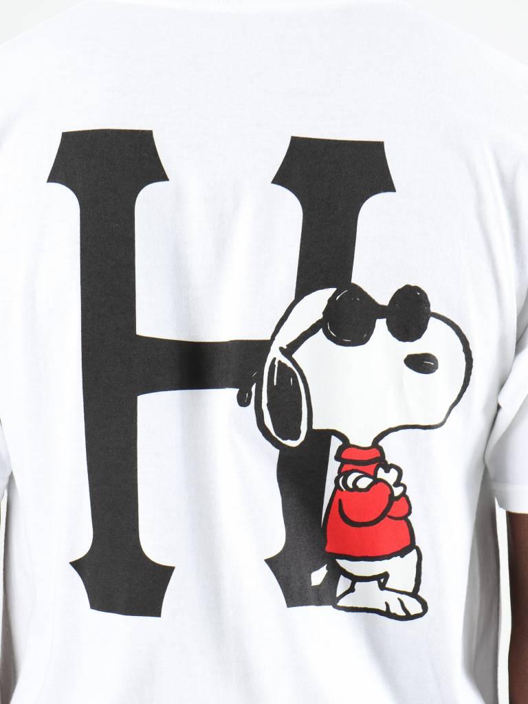 HUF HUF Peanuts Joe Cool Classic H T-Shirt White TS00646