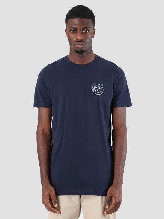 Ceizer Hello T-Shirt Navy
