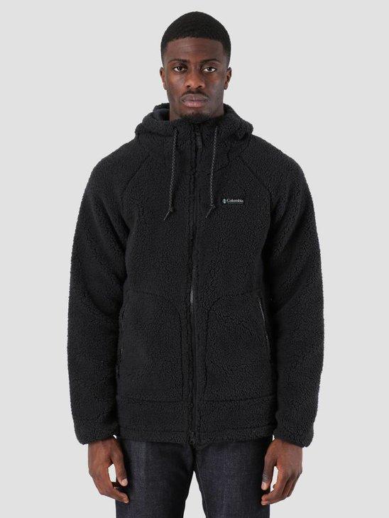 Columbia CSC Sherpa Jacket Black Black 1804901010