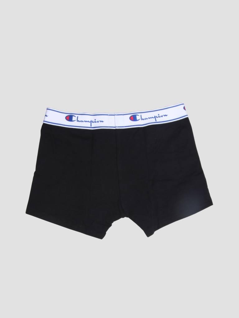 Champion Champion Boxer Cotton Mix Black Black Black 372003