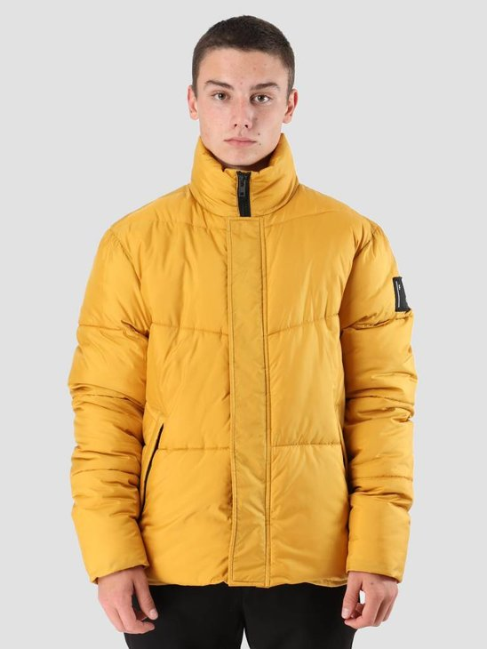 FreshCotton FC10 Down Jacket Corn Yellow