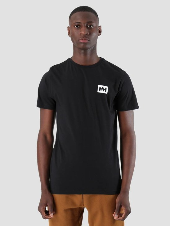Helly Hansen HH Urban Basic T-Shirt Black 29663-990