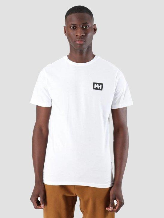 Helly Hansen HH Urban Basic T-Shirt White 29663-001