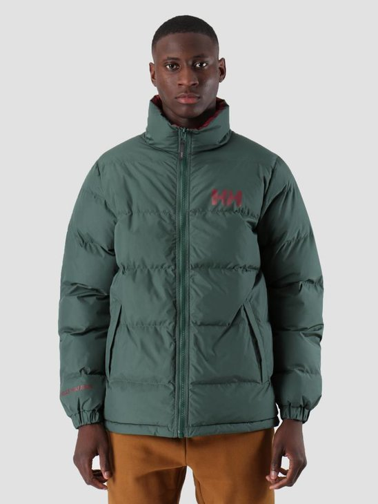 Helly Hansen HH Urban Reversible Jacket Jungle 29656-390
