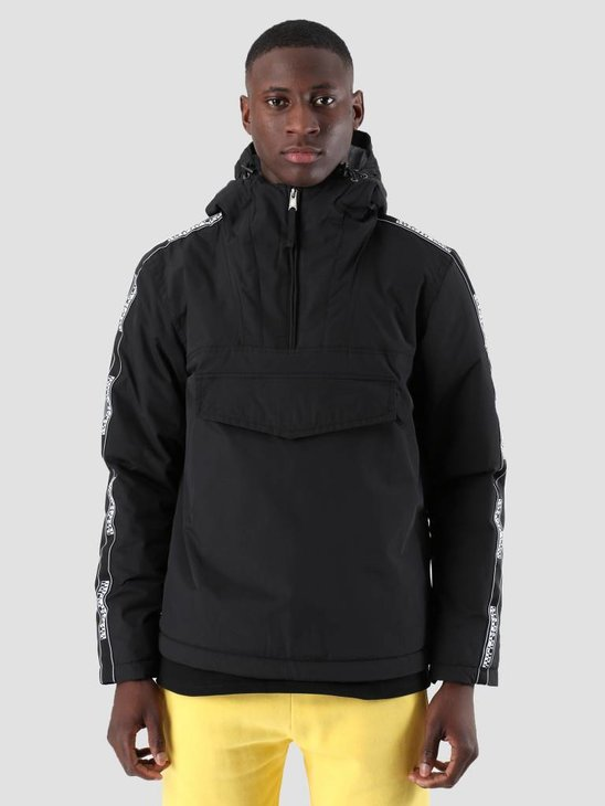 NAPAPIJRI Rainforest Tape Jacket Black N0YIST041