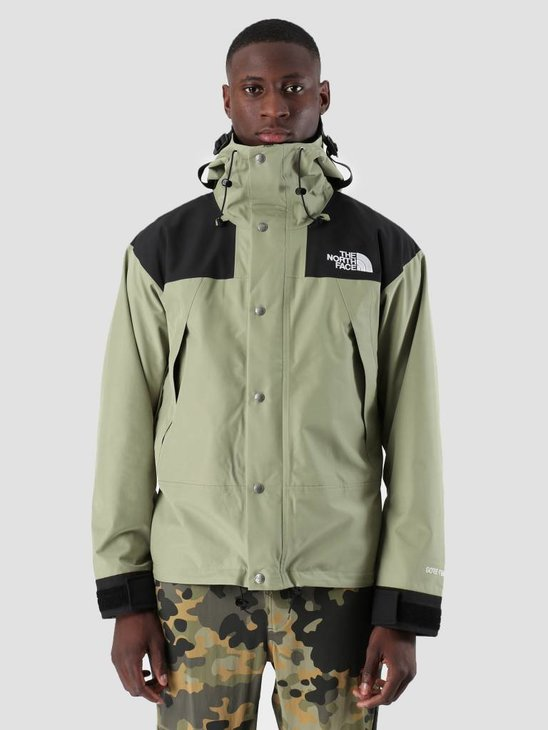 The North Face 1990 Mountain Jacket GTX Tumbleweed Green