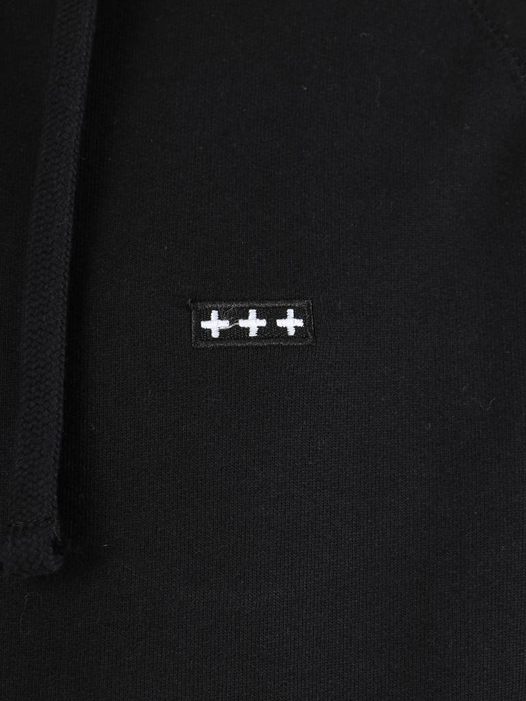 Quality Blanks Quality Blanks QB93 Classic Hoodie Black