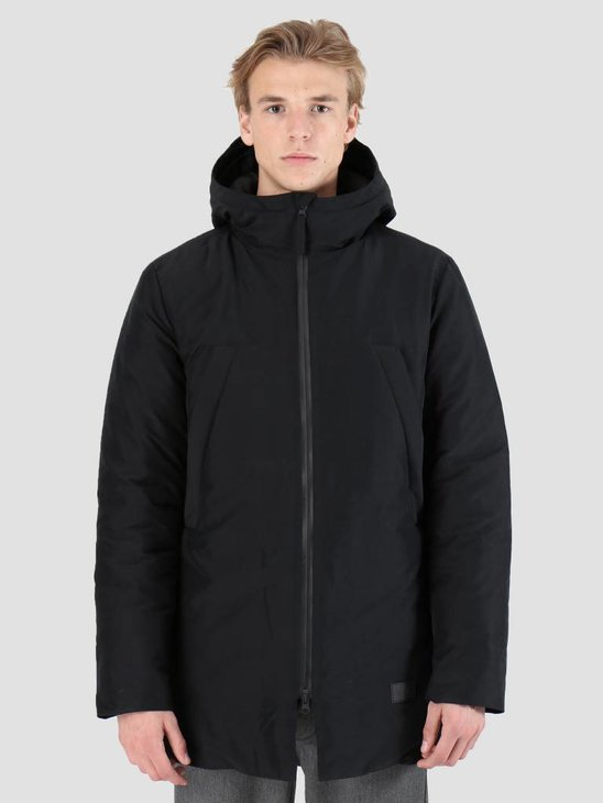 Quality Blanks QB21 Tech Parka Black