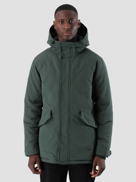 Quality Blanks QB20 Classic Parka Bottle Green