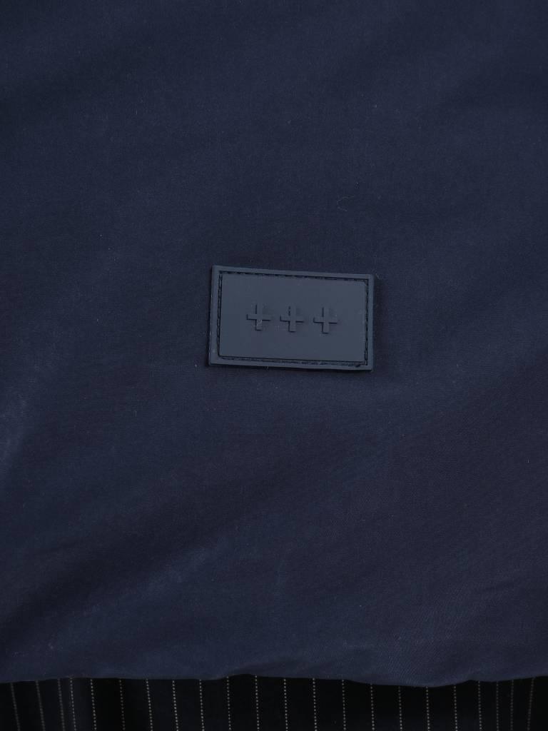 Quality Blanks Quality Blanks QB21 Tech Parka Navy Blue