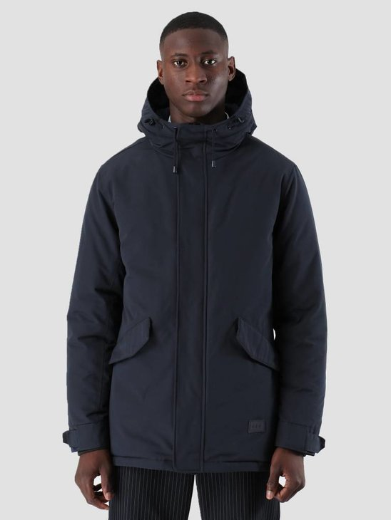 Quality Blanks QB20 Classic Parka Ink Blue