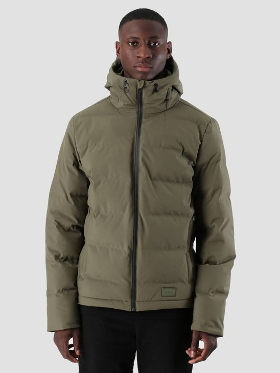 Quality Blanks QB22 Down Jacket Olive