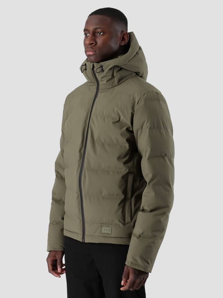 Quality Blanks Quality Blanks QB22 Down Jacket Olive