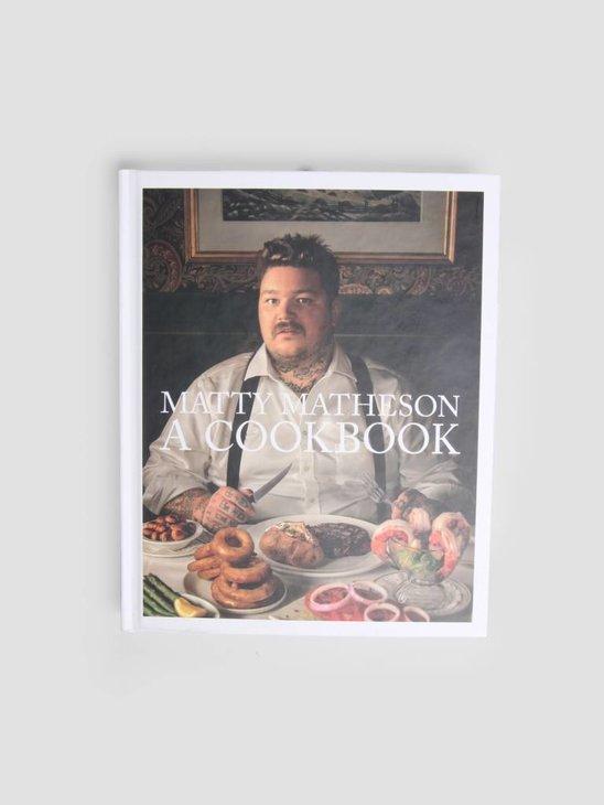 Books Matty Matheson
