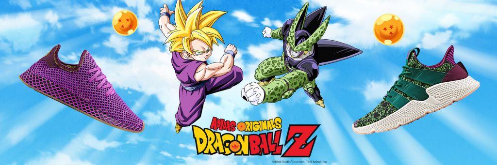 adidas x Dragonball Z - Gohan & Cell
