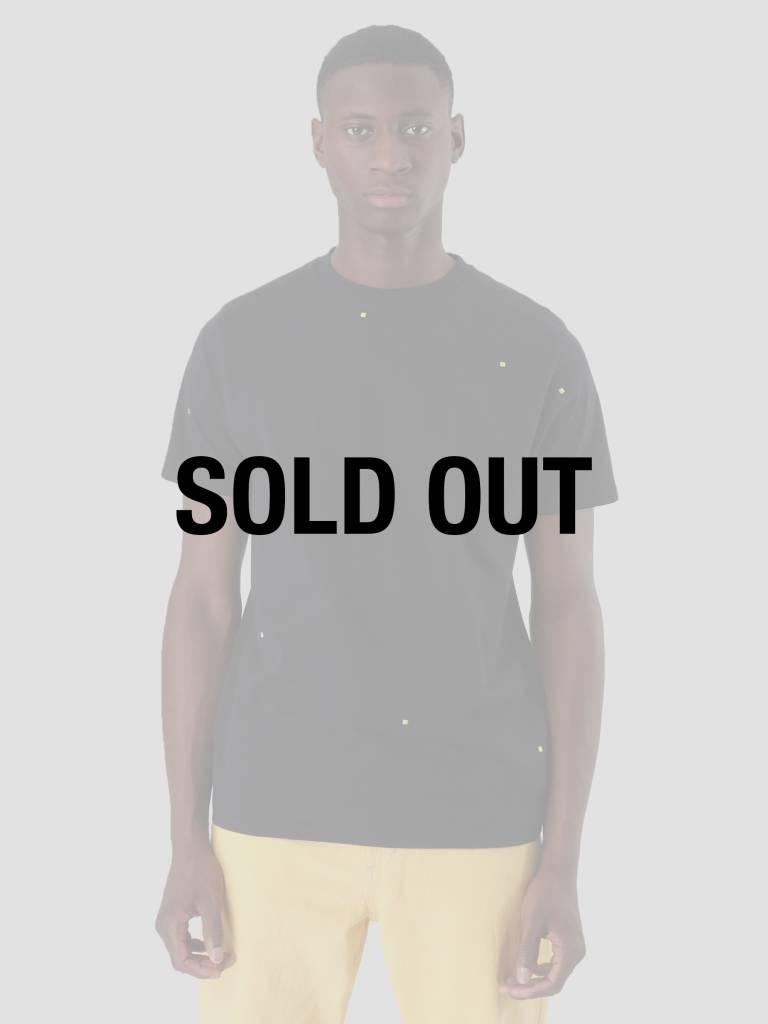 FRESHCOTTON x ADE FRESHCOTTON x ADE Pixel T-Shirt Black