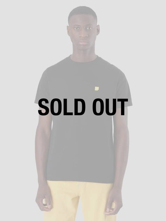 FRESHCOTTON x ADE Blocks T-Shirt Black